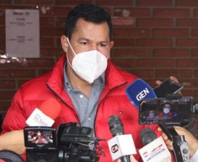 CDE; Ulises Quintana será candidato de la ANR para municipales – Prensa 5
