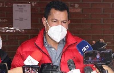 Ulises Quintana gana internas y es candidato de la ANR en Ciudad del Este