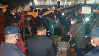 Denuncias de soborno electoral, peleas y detenidos dejó jornada electoral