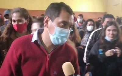 Freddy Chamarro obtiene contundente triunfo en interna colorada en Hernandarias
