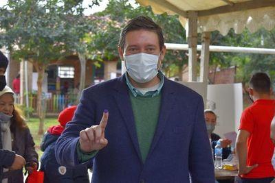 Exintendente Navarro buscará su reelección