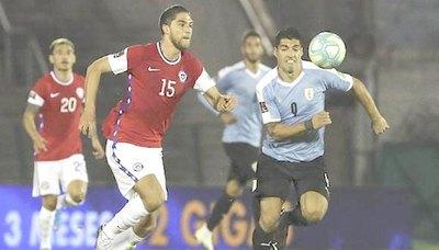 Crónica / Partidazo entre Uruguay y Chile en primer turno