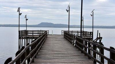 Obras de saneamiento son claves para  recuperación sostenida del lago
