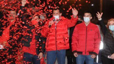 Ulises y el desafío de unir a ANR para enfrentar a Prieto