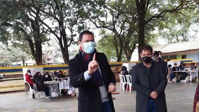 Candidato de González D. se impuso en Luque y Cachito en San Lorenzo
