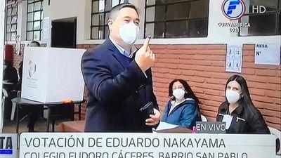 Nakayama, Galeano, García y otros compiten en Asunción