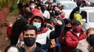"""""""Descontrol"""" en elecciones puede dejar más contagios y muertes"""