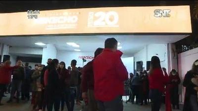 """Óscar """"Nenecho"""" Rodríguez ganó la pulseada contra Dani Centurión"""