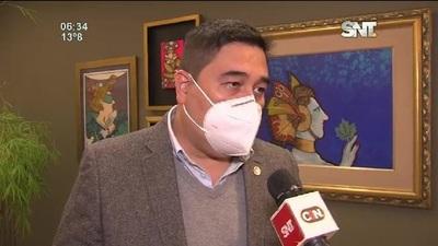 Eduardo Nakayama es candidato por el PLRA