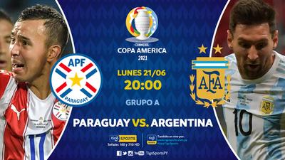 La Albirroja quiere seguir en racha triunfal en la Copa América