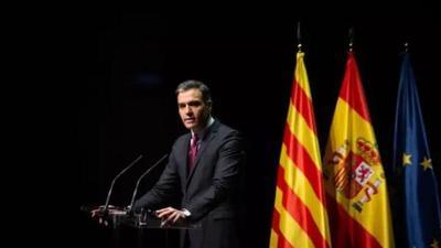 Pedro Sánchez anunció que indultará este martes a los líderes separatistas catalanes