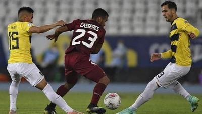 ¡De infarto! Venezuela y Ecuador igualaron 2-2 en la Copa América 2021