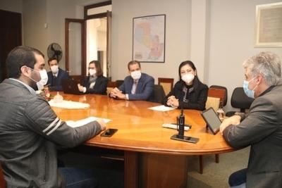 Ministerio del Interior y PNUD acuerdan acciones de respuesta en favor de las mujeres