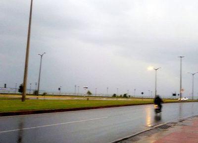 Pronostican un lunes lluvioso y con ascenso en temperaturas durante la semana