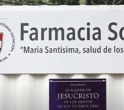 Inauguran farmacia social en exseminario metropolitano