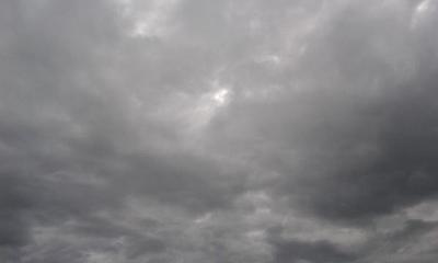 Mitad de semana, lluviosa