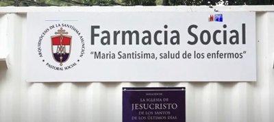 Pastoral Social inauguran farmacia solidaria para la lucha contra la covid-19