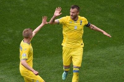 Ucrania y Austria, mano a mano por la clasificación en el grupo que domina Países Bajos