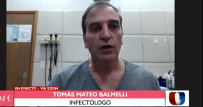 """Tomás Mateo: """"Las proyecciones de Sequera son desacertadas"""""""