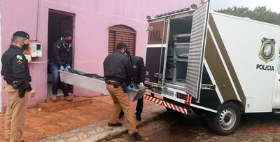 Paraguaya es encontrada muerta en Foz