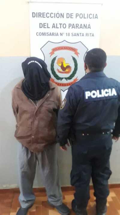 Varios detenidos por violencia familiar durante el fin de semana en Alto Paraná