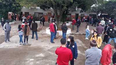 Elecciones internas: ANR afirma que votaron más de un millón de afiliados