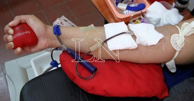 La Nación / Recomiendan una buena alimentación antes y después de la donación de sangre