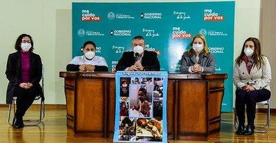 Salud Pública garantiza acompañamiento a Manuelito