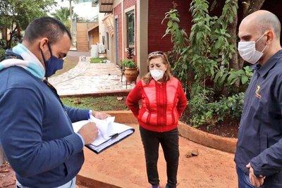 Senatur verifica cumplimiento de protocolos de bioseguridad en establecimientos turísticos del país