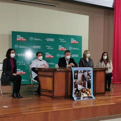 El pequeño Manuelito necesita G. 90 millones para continuar su tratamiento en Argentina