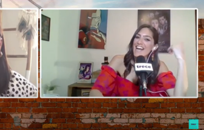 """""""En el Barrio"""": la protagonista del filme habló en exclusiva con el Trece"""
