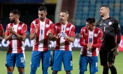 Paraguay enfrenta hoy a Argentina por la Copa América