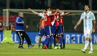 Todos los triunfos de Paraguay ante la selección argentina