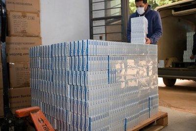 Itaipu suministra más medicamentos e insumos al Ministerio de Salud