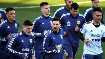 ¿Subestiman a Paraguay? Argentina daría descanso a Messi y a otros titulares