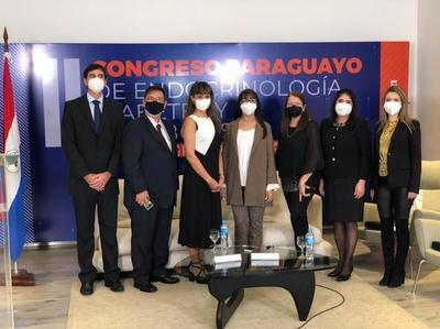 Más de 600 personas participaron el Congreso de Endocrinología y Metabolismo