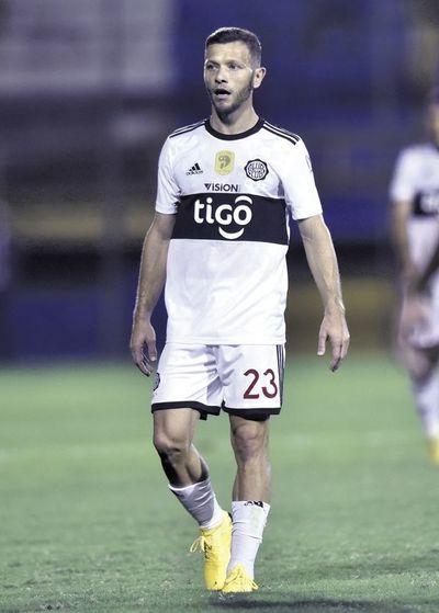 Nicolás Domingo demandaría a Olimpia vía FIFA