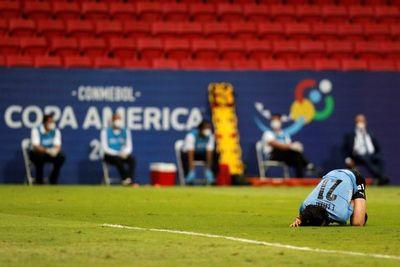 Supuesto acoso sexual y detención en la selección de Uruguay