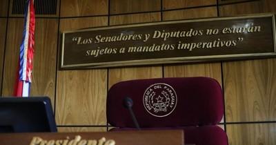 La Nación / El Senado se prepara para recibir el informe de 3 años de gobierno de Mario Abdo