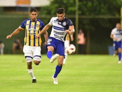 Iván Villalba llegó a Colombia para jugar en Santa Fe