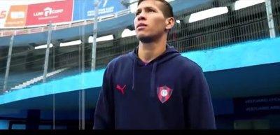 Cerro presenta a Rafael Carrascal y el colombiano deja un mensaje