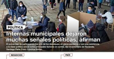 La Nación / LN PM: Las noticias más relevantes de la siesta del 21 de junio
