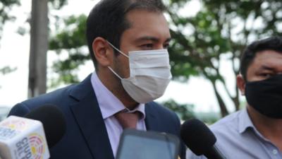 Miguel Prieto, confiado con miras a las elecciones municipales en CDE