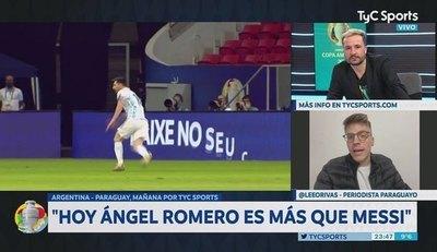 Crónica / Curepas explotaron por comentario de cronista deportivo