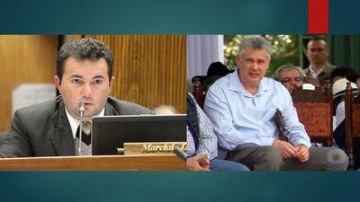 Marcial Lezcano ANR y José C. Acevedo PLRA pugnaran por la intendencia de Pedro Juan Caballero