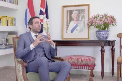 Embajada Británica en Asunción celebra virtualmente el cumpleaños de La Reina