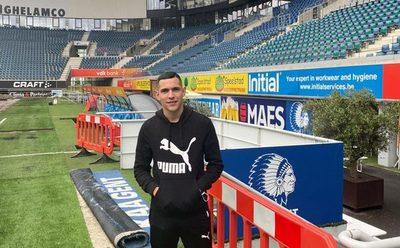 Diego Torres ya recorre las instalaciones del Gent de Bélgica