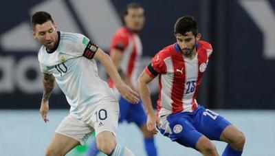 Historial de partidos entre Paraguay y Argentina por Copa América