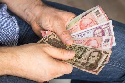 La propuesta de ajuste del salario mínimo es de G. 97.000