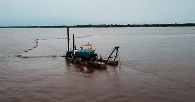 La Nación / Armadores y marítimos buscan soluciones a la navegación de los ríos